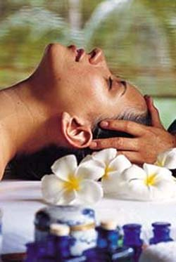 relaxing massage at touch of paradise